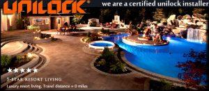 unilock stone certified installer