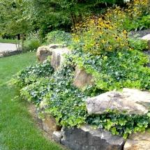 evansville landscaping