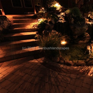 led landscape lighting systems evansville indiana