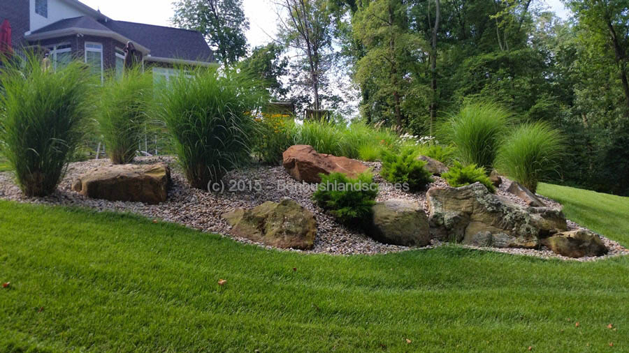 evansville indiana landscaping gallery newburgh in