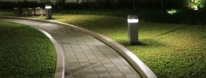 led landscape lighting indiana