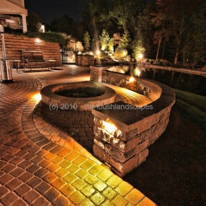 Landscape LED Lighting newburgh indiana
