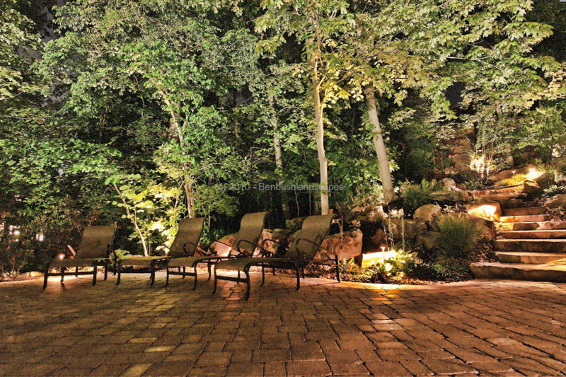 outdoor led lighting evansville Indiana