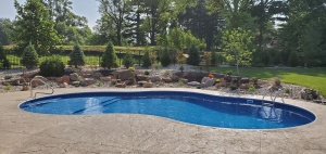 swimming pool installations evansville Indiana